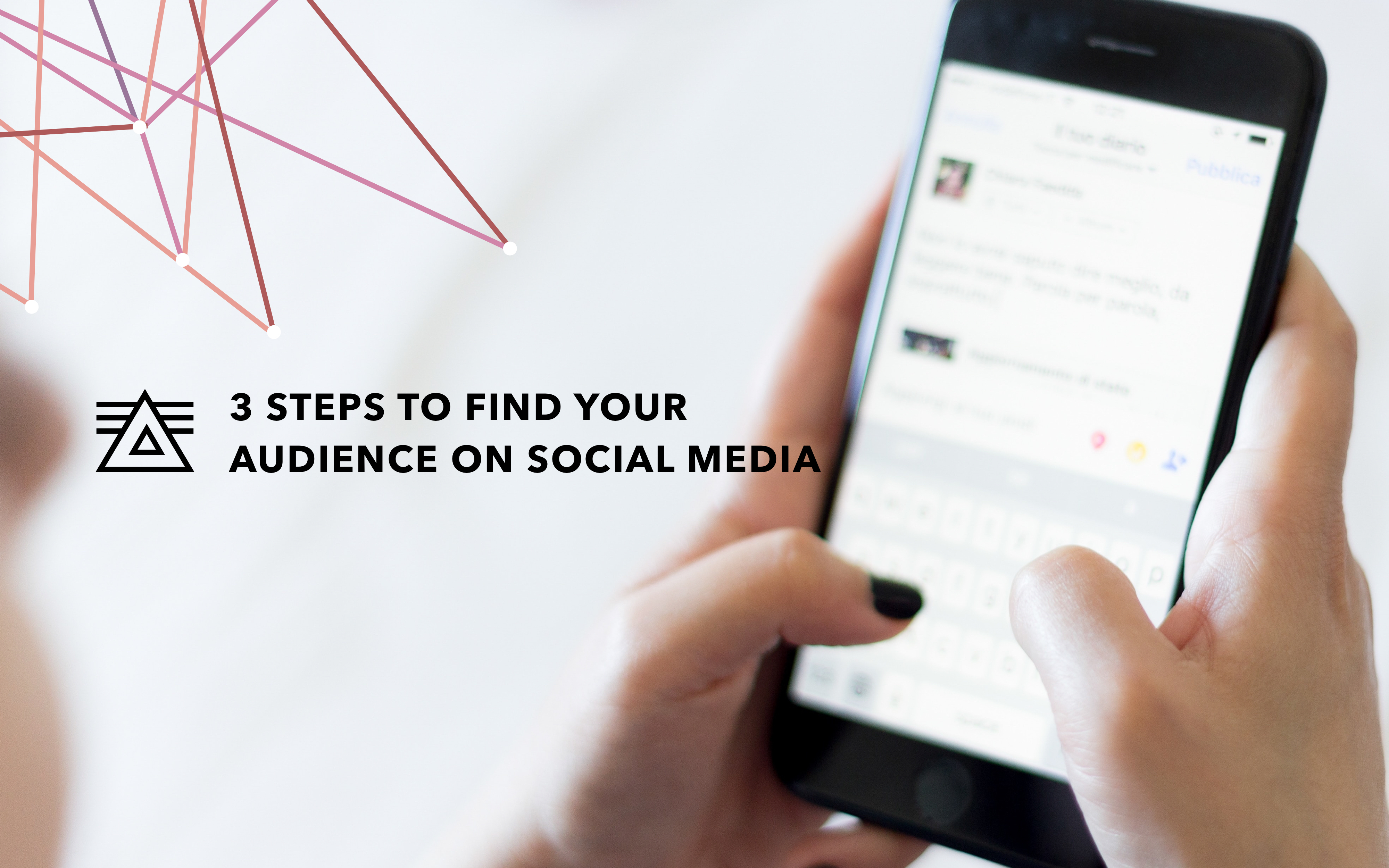 Find you audience on social media